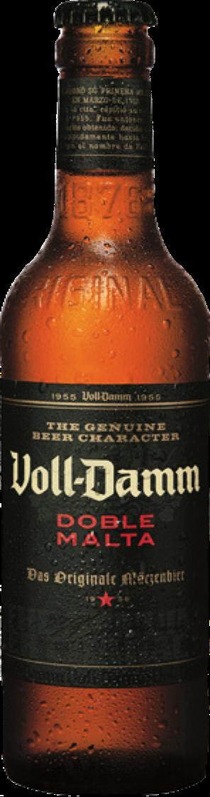 Voll Damm Doble Malta Beers2rock